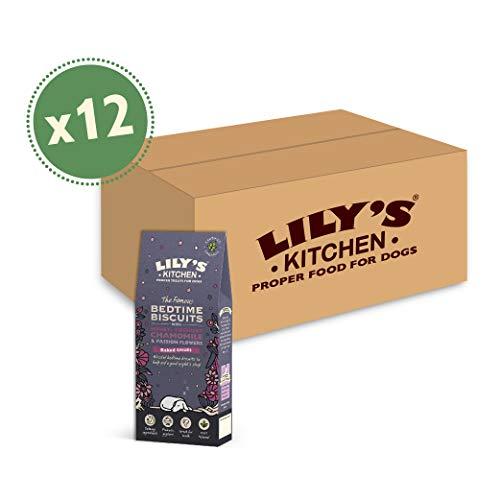 Lilys Kitchen Galletas Para Perro Antes De Dormir 12 Unidades 1200 G
