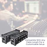 LyxPro 4 Channel 3 Pin Multi Network XLR Cable