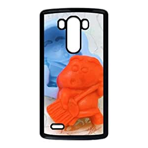Crayon Shin Chan LG G3 Cell Phone Case Black Exquisite designs Phone Case TF658J6J