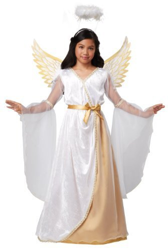 Guardian Angel Child Costumes (Guardian Angel Costume - Small)