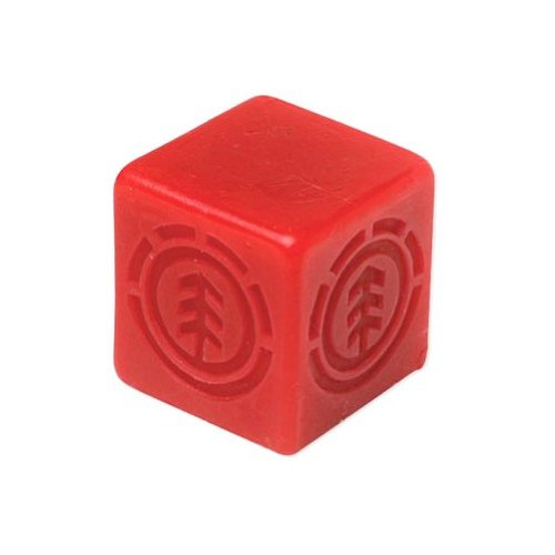 Element Cube Red Skate Wax