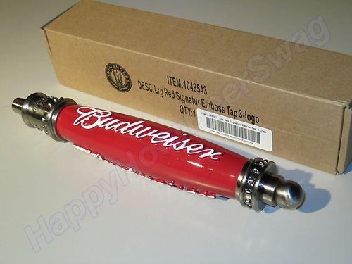 Budweiser Signature Prestige Tap Handle - Budweiser Taps