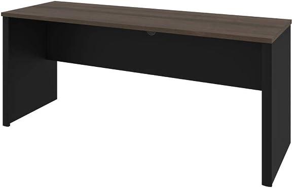 Bestar Narrow Desk Shell
