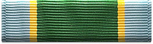 Slide-on Ribbon with Mounting bar: AIR FORCE SMALL ARMS EXPERT MARKSMANSHIP RIBBON