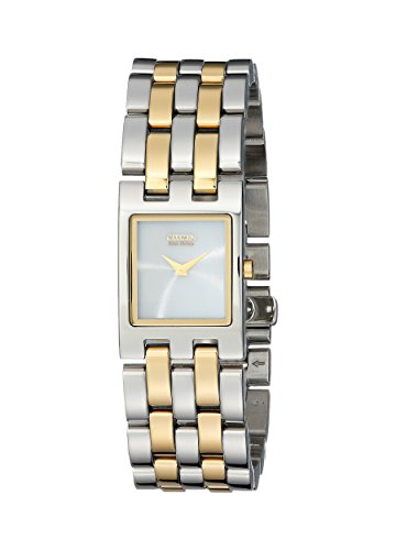 Citizen EX1304 51A Eco Drive Two Tone Stainless