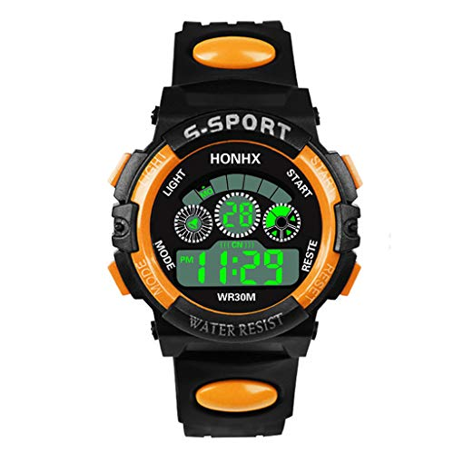Men's Expedition Classic Digital Chrono Alarm Timer Full-Size Watch,sport men,MmNote(A)