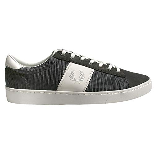 Grigio Tennis Da Tessile Scamosciato Baseline Underspin Perry Spencer Fred Spencer Uomo Kingston Per Scarpe Yg0xcPw