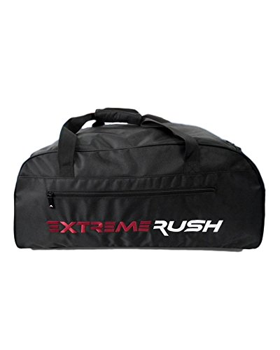 Extreme Rush Hybrid Duffle/Backpack-Red/White by Extreme Rush Apparel
