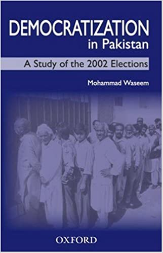 Hörbücher auf Blackberry herunterladen Democratization in Pakistan: A Study of the 2002 Election by Mohammad Waseem PDF