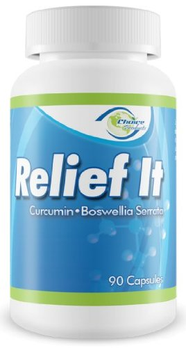 Worlds Choice Products Relief It - 90 capsules