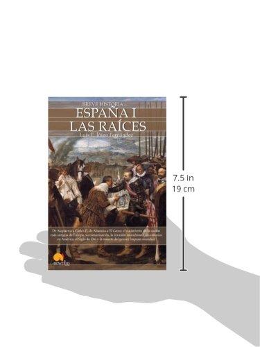 Breve Historia de España I (Spanish Edition): Luis E. Inigo Fernandez: 9788497639200: Amazon.com: Books