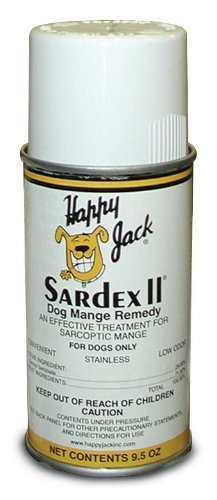Happy Jack Sardex II Aerosol, 9.5 oz.