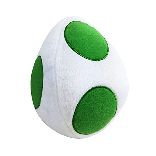 "Sun Baby Plush Yoshi Egg Stuffed Animal Toys for Kids 7"" ()"