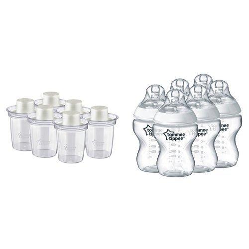 Tommee Tippee Milk Powder Dispensers x 6 431362