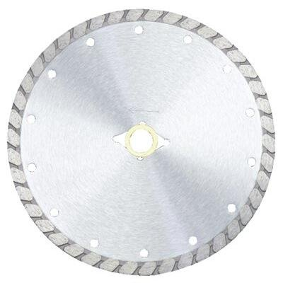 "UPC 604669110959, Diamond Continuous Rim Turbo Blades - 4-1/2""x.090 dry cut continuous rim gen. purpose"