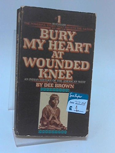 Bury my heart at wounded knee essay