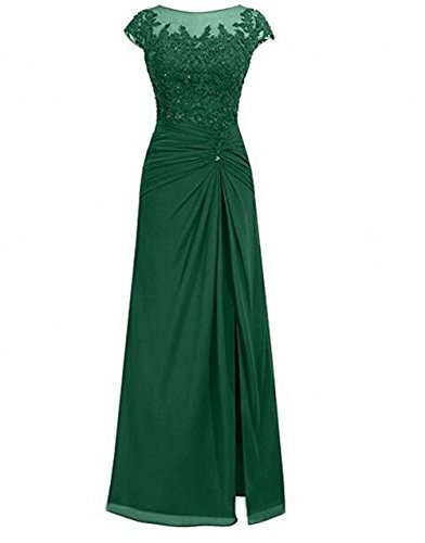 Leader of the Beauty - Vestido - para mujer verde oscuro