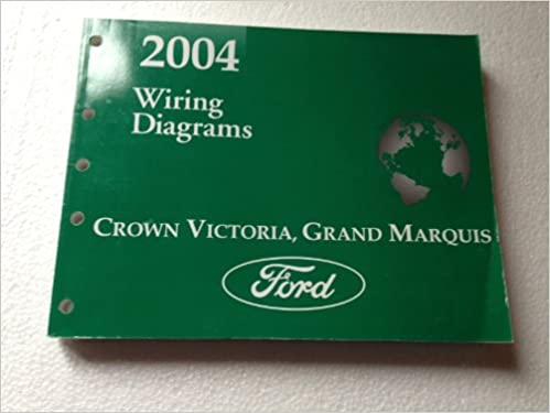 crown victoria wiring diagram manual crown image 2004 crown victoria grand marquis original wiring diagram manual on crown victoria wiring diagram manual