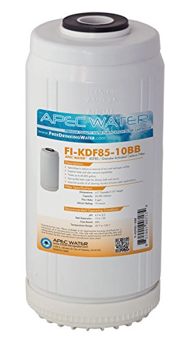(APEC Water Systems FI-KDF85-10BB 10