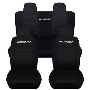 2007 2017 jeep compass patriot black seat. Black Bedroom Furniture Sets. Home Design Ideas