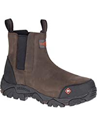 Moab Rover Pull On Comp Toe Work Boot -