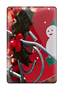 3062194I57681711 Tpu Case Skin Protector For Ipad Mini Holiday Christmas With Nice Appearance