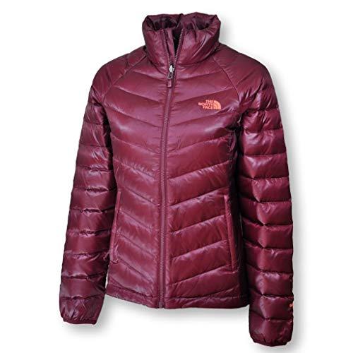 Garnet Womens Jacket - The North Face Women Flare Down Jacket Coat, Deep Garnet Red, X-Small