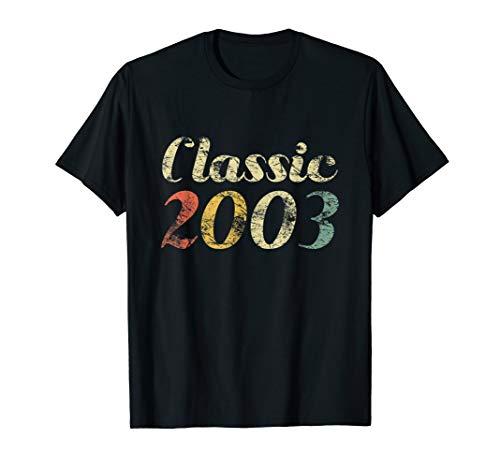 (16 Year Old Birthday Gift T-Shirt For Boys Girls Born)