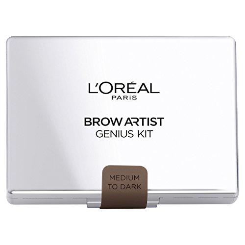 Kit todo en uno para cejas Brow Artist Genius L'Oréal Paris