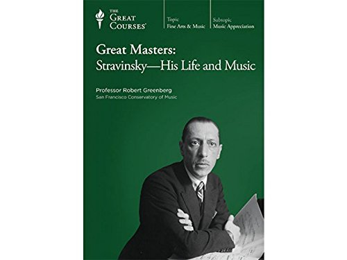 Great Masters: Stravinsky - His Life and Music ()