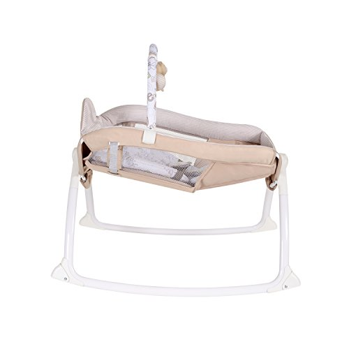 Graco Little Lounger Rocking Seat Benny and Bell