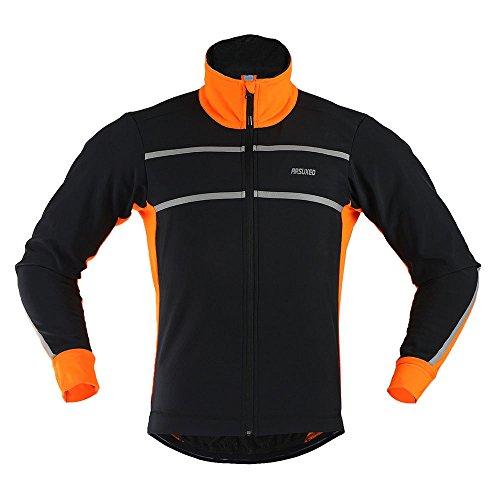 de de vêtements d'hommes vélo de vélo manche sportwear la à veste bicyclette d'arsuxeo de Sports manteau de allant longs Moppi jersey nbsp; R7xqPcHW