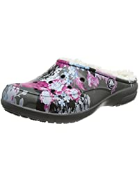 Women's Freesail Graphic Lined Mule