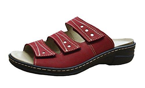 Fire Red 18310244 Slipper Rot Ladies Comfort Sentio 0ZqBgRW