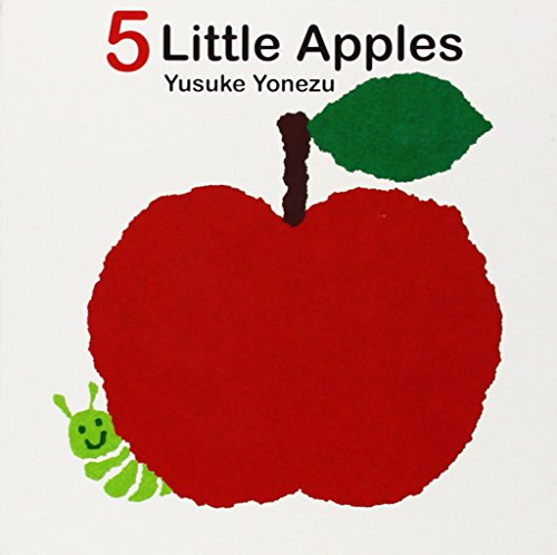 5 Little Apples (Yonezu Board Book)