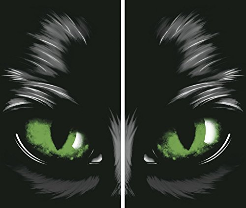 Unique Posters Green Eyed Halloween Decoration Poster 12