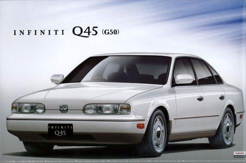 青島文化教材社 1/24 ザ・ベストカーGT No.49 G50 インフィニティQ45