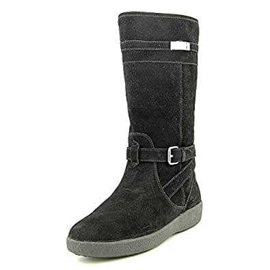 Amazon.com | Coach Women's Tallulah Shearling Lined Suede