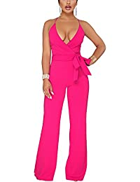 Amazoncom Pinks Jumpsuits Rompers Jumpsuits Rompers