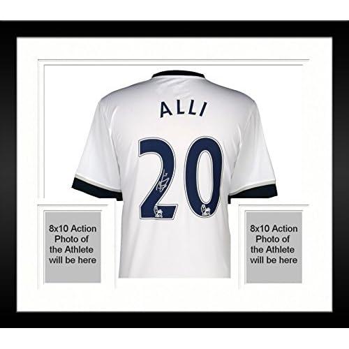 size 40 a9c3c 513b8 Framed Dele Alli Tottenham Hotspur Autographed 2015-2016 ...