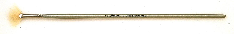 Winsor & Newton Artisan Brush, Size 1, Fan 5528001