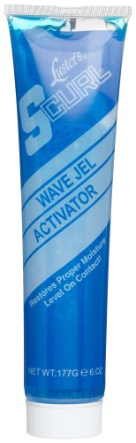 Luster S Curl Activator Wave Jel,  6-Ounces (Pack of 6)