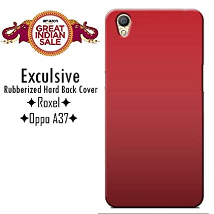 wholesale dealer 8cd3d 6417f Oppo A37 /Oppo A37 Roxel Exclusive 3D Hard Back Case: Amazon.in ...