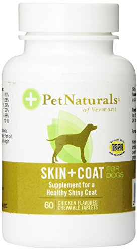 Pet Naturals of Vermont Skin and Coat Support for Pets