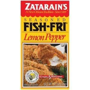 Zatarain 39 s seasoned fish fri crispy southern for Zatarain s fish fri