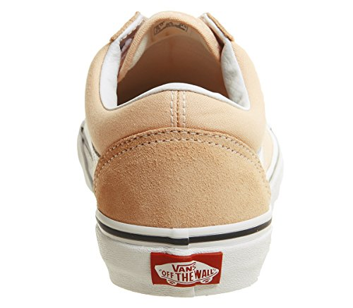 U Adulto Gelb Unisex Skool Zapatillas Vans Old 4xqRwaa