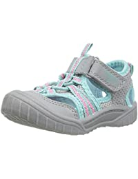 OshKosh B'Gosh Jax Girl's Bumptoe Sandal