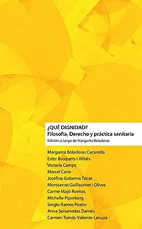 Qué dignidad? eBook: Margarita Boladeras (ed.): Amazon.es: Tienda ...