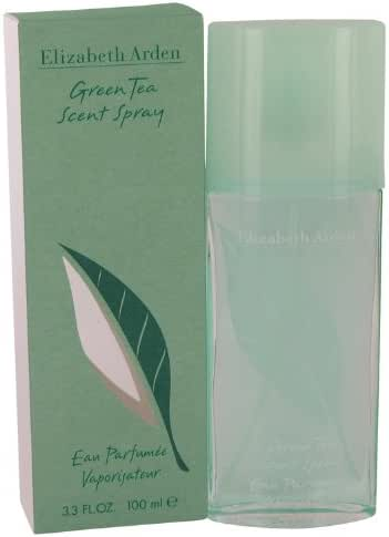 GREEN TEA by élízábéth árdén for Women Eau Parfuméé Scent Spray 3.4 oz