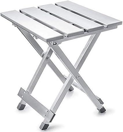 Senderismo aleación de aluminio del taburete plegable Silla de la pesca, la playa o silla que acampa Slacker, barbacoa plegable portable de la pesca del campo de heces for acampar al aire libre sender